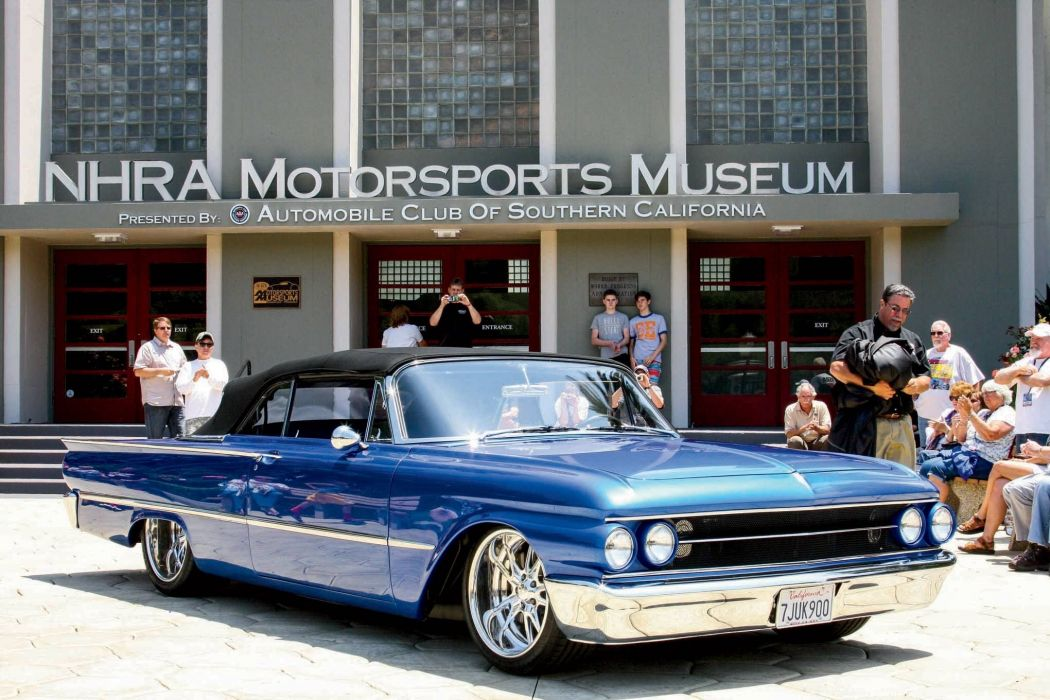 1961 Ford Sunliner hot rod rods custom lowrider classic luxury wallpaper