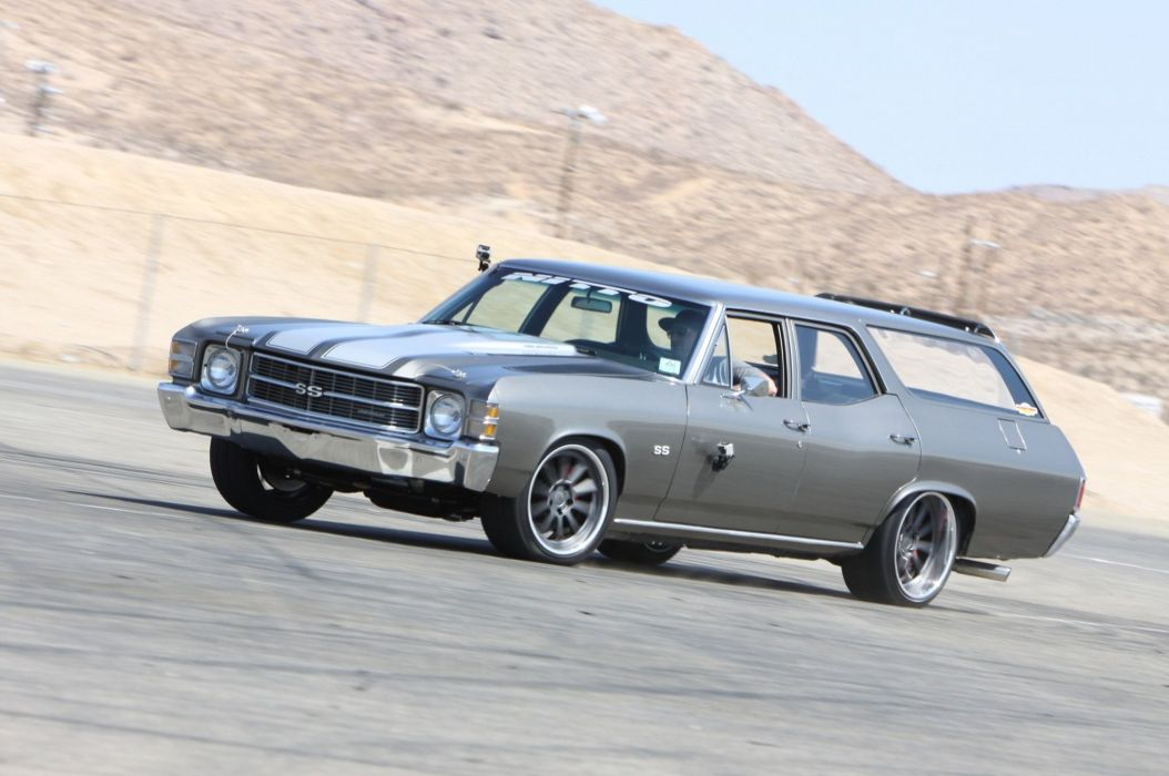 Chevrolet Stationwagon hot rod rods muscle race racing classic wallpaper