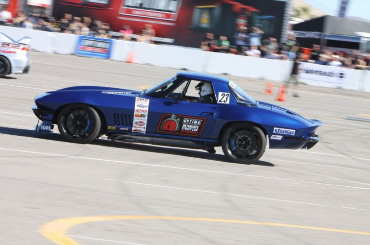Chevrolet Corvette hot rod rods muscle race racing classic wallpaper