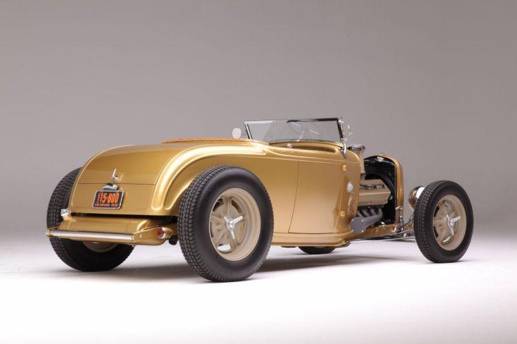 392 Hemi 1932 Ford Roadster hot rod rods custom retro vintage wallpaper