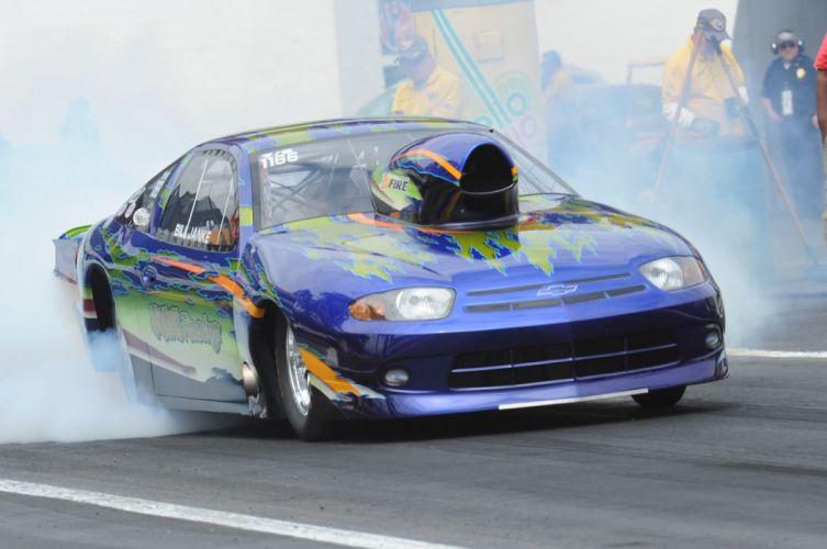 Chevrolet drag race racing hot rod rods wallpaper