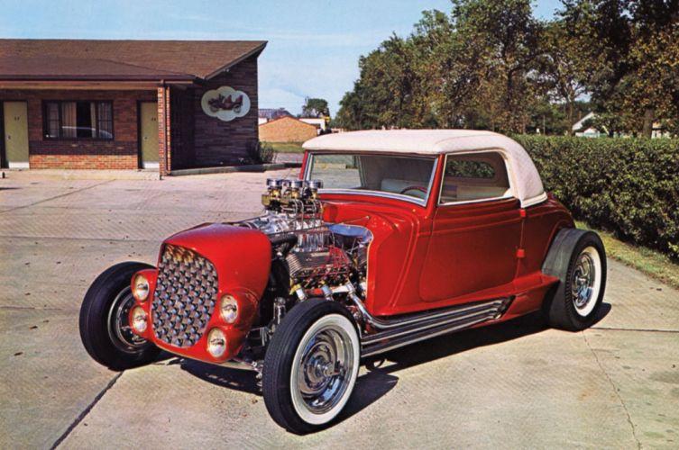 hot rod rods custom retro tuning wallpaper