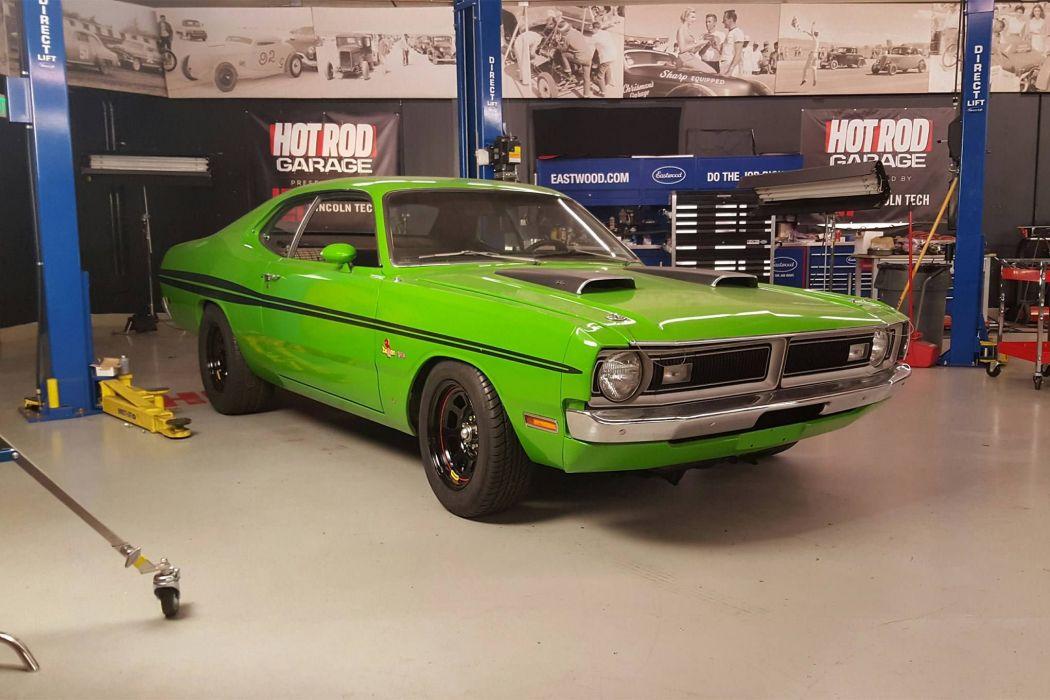 1971 Dodge Demon 340 muscle mopar classic duster wallpaper