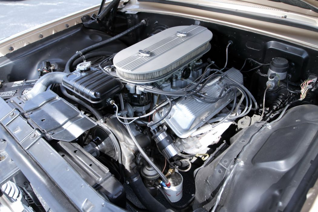 1964 Ford Galaxie 500 X-L Club Victoria luxury classic wallpaper