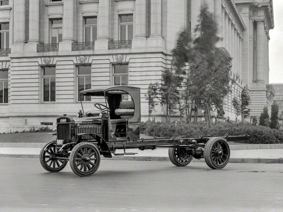 1920 Atterbury Two-Ton Truck semi tractor pickup transport wallpaper