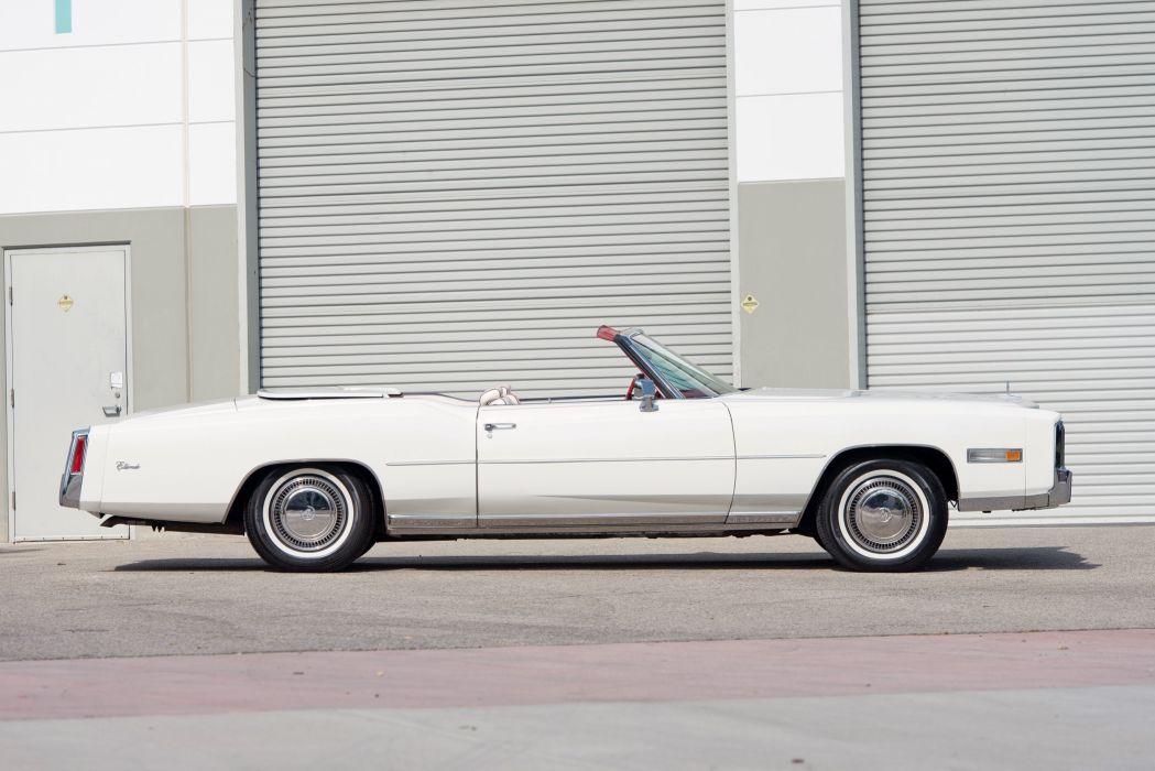 1976 Cadillac Eldorado Bicentennial luxury classic wallpaper