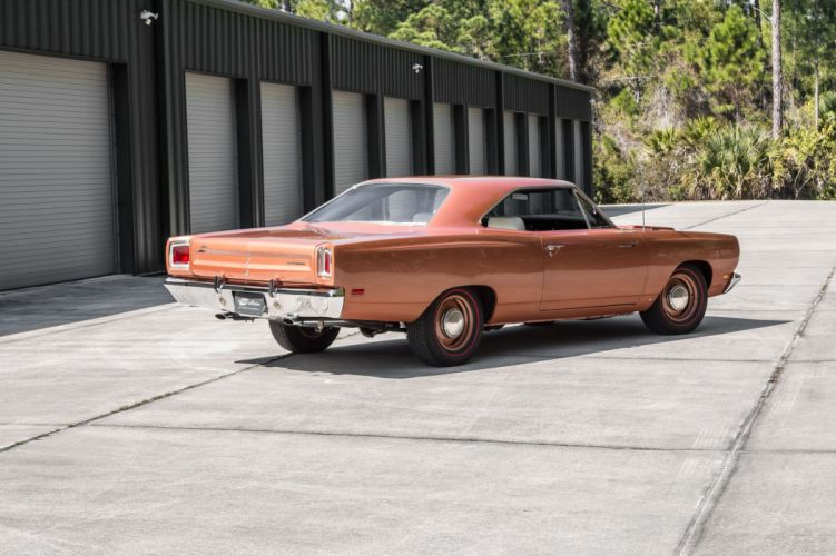 1969 Plymouth Road Runner Hardtop Coupe 426 Hemi RM23 mopar muscle classic wallpaper