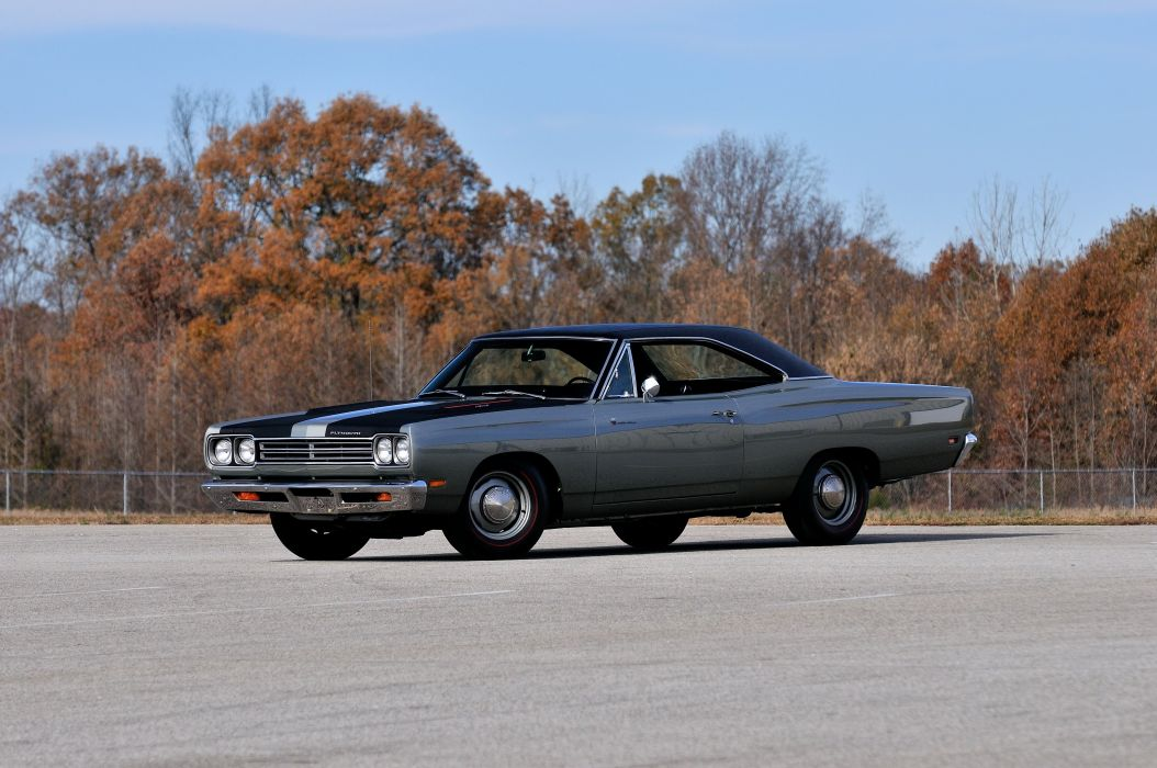 1969 Plymouth Road Runner Hardtop Coupe 426 Hemi RM23 mopar muscle classic wallpaper