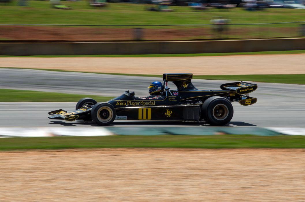 1974 Lotus 7-6 F-1 formula race racing classic wallpaper