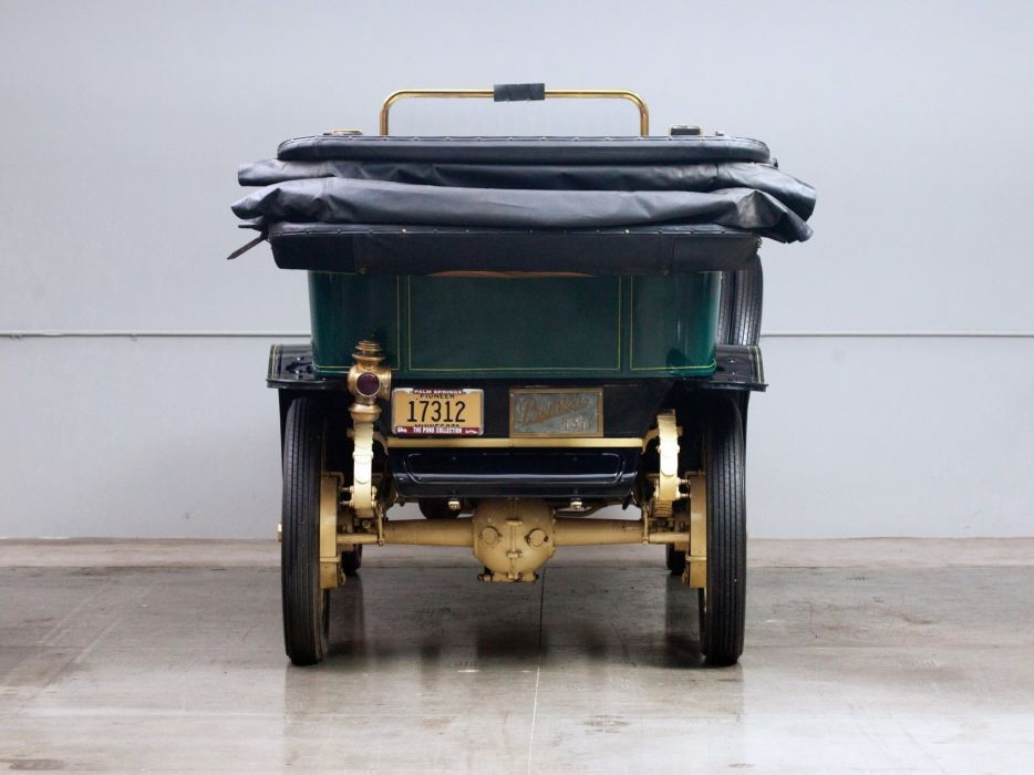 1911 Premier 4-40 5-passenger Touring luxury vintage retro wallpaper