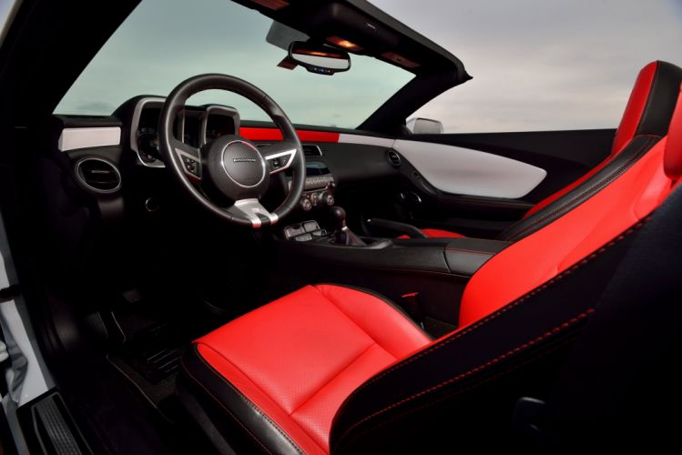 2011 Chevrolet Camaro S-S Convertible Indy 500 Pace muscle race racing classic wallpaper
