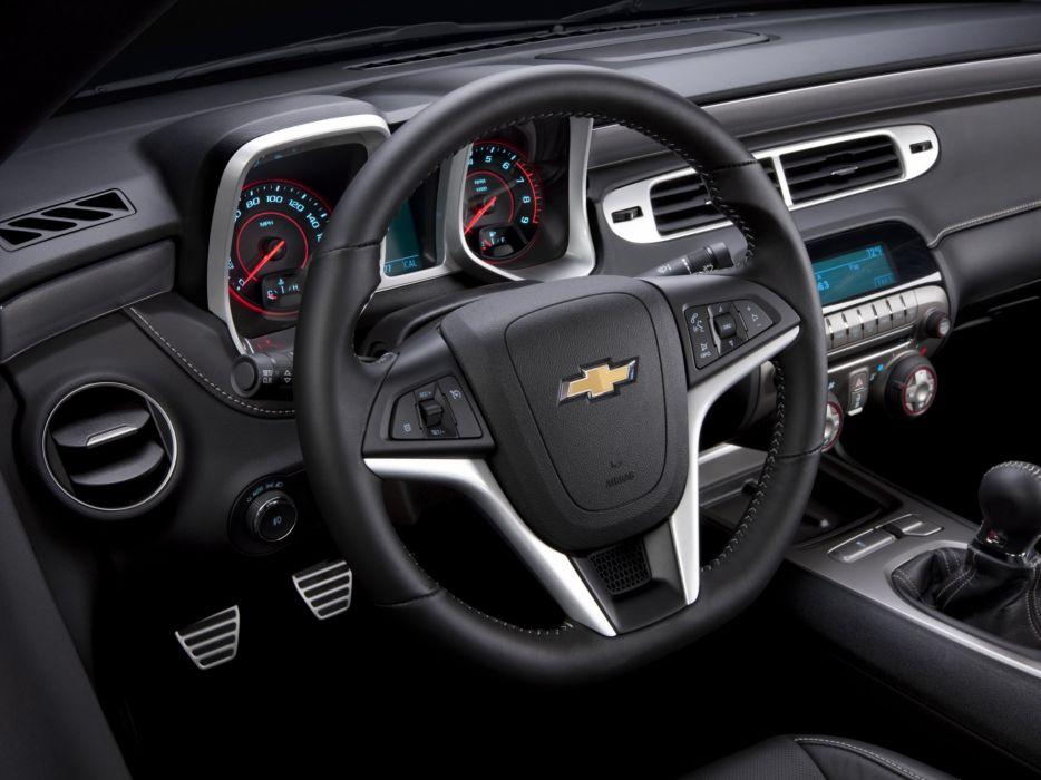 2011 Chevrolet Camaro 1LE Concept muscle wallpaper