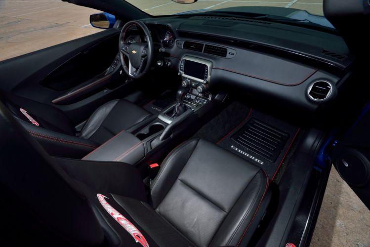 2013 Chevrolet Camaro 2SS Hot Wheels Edition Convertible muscle wallpaper