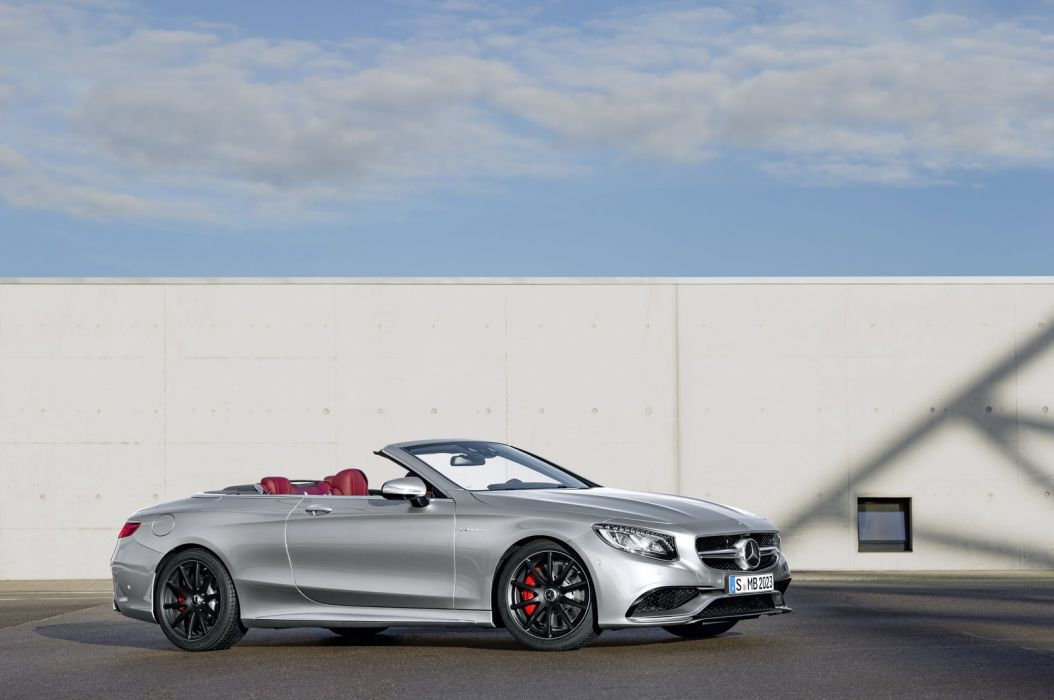 Mercedes Benz S63 AMG Cabriolet Edition 130 cars wallpaper