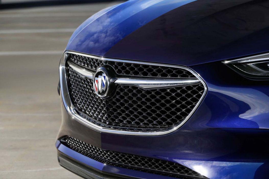 2016 Buick Avista V-8 Grand National muscle wallpaper
