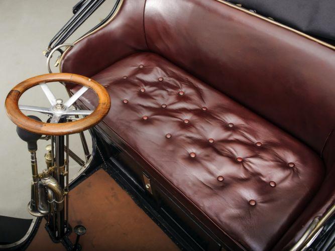 1902 Rochet Type-D luxury vintage wallpaper