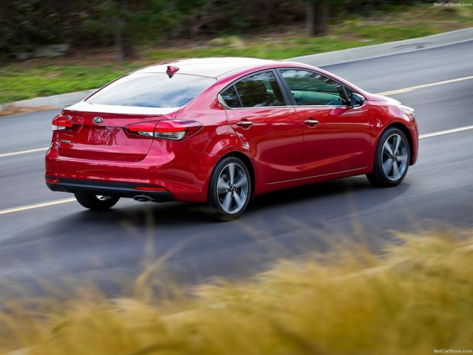 Kia Forte cars 2016 wallpaper