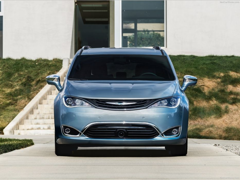Chrysler Pacifica cars 2016 wallpaper