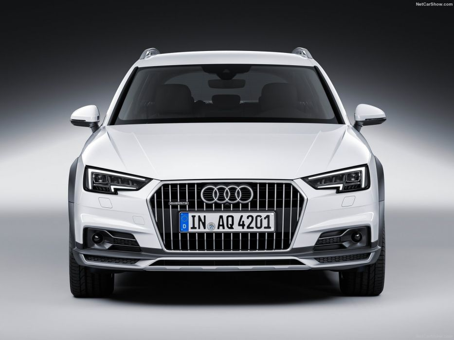 Audi A4 allroad quattro wagon cars 2016 wallpaper