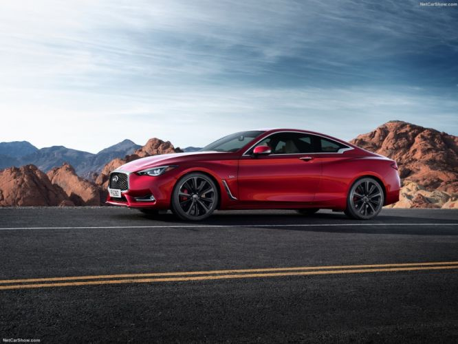 Infiniti Q60 coupe cars 2016 wallpaper