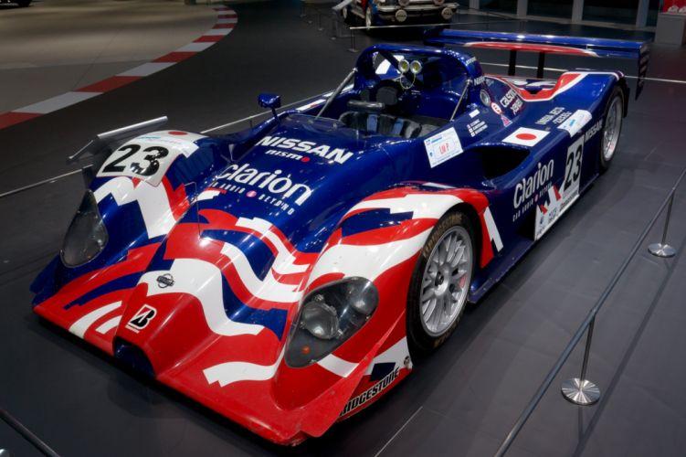Nissan R390 GT1 race racing lemans le-mans supercar wallpaper