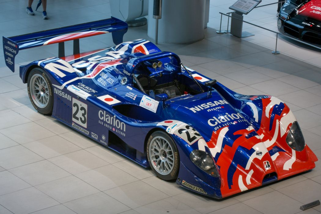NISSAN R391 GT1 race racing lemans le-mans supercar lmp wallpaper
