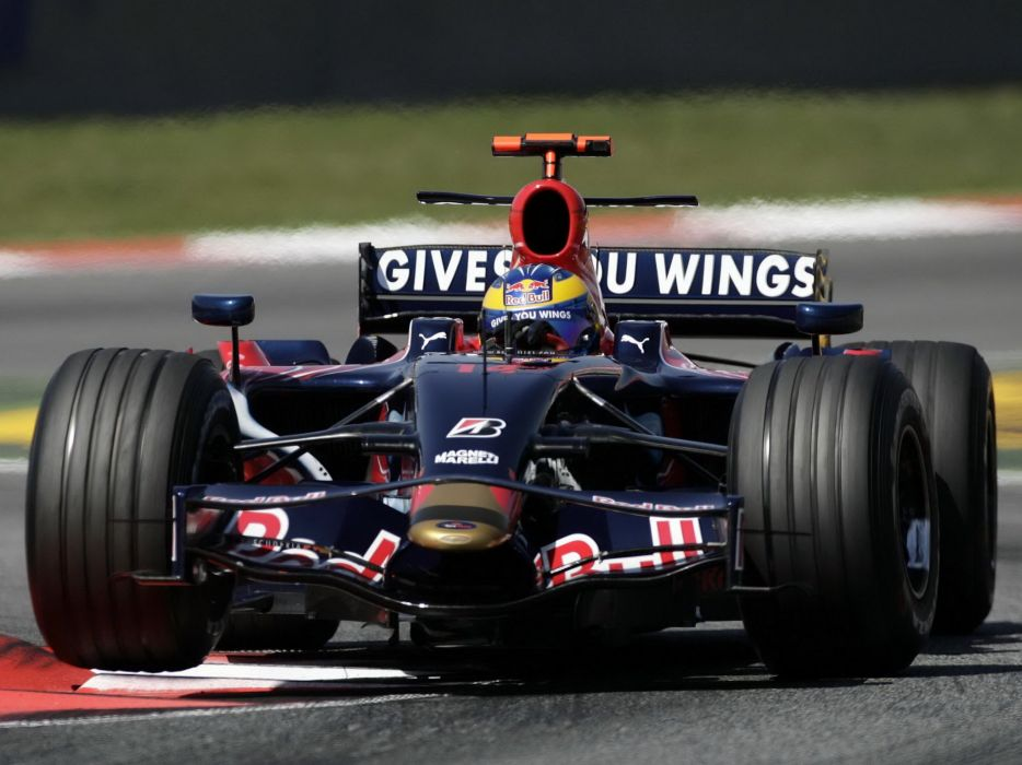 2007 Toro Rosso STR2 F-1 formula race racing wallpaper
