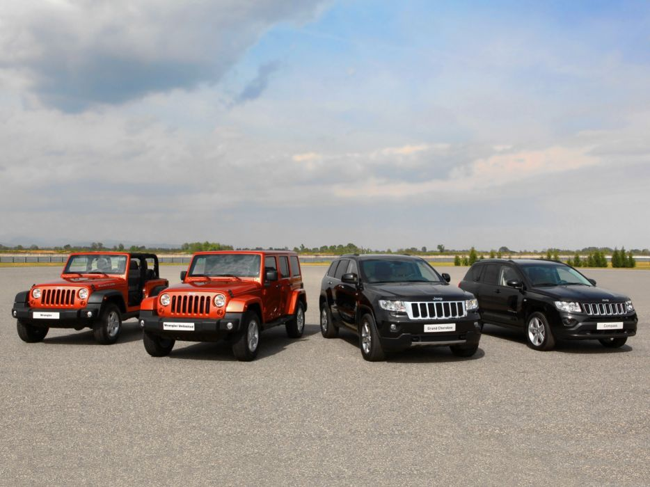 jeep 4x4 suv wallpaper