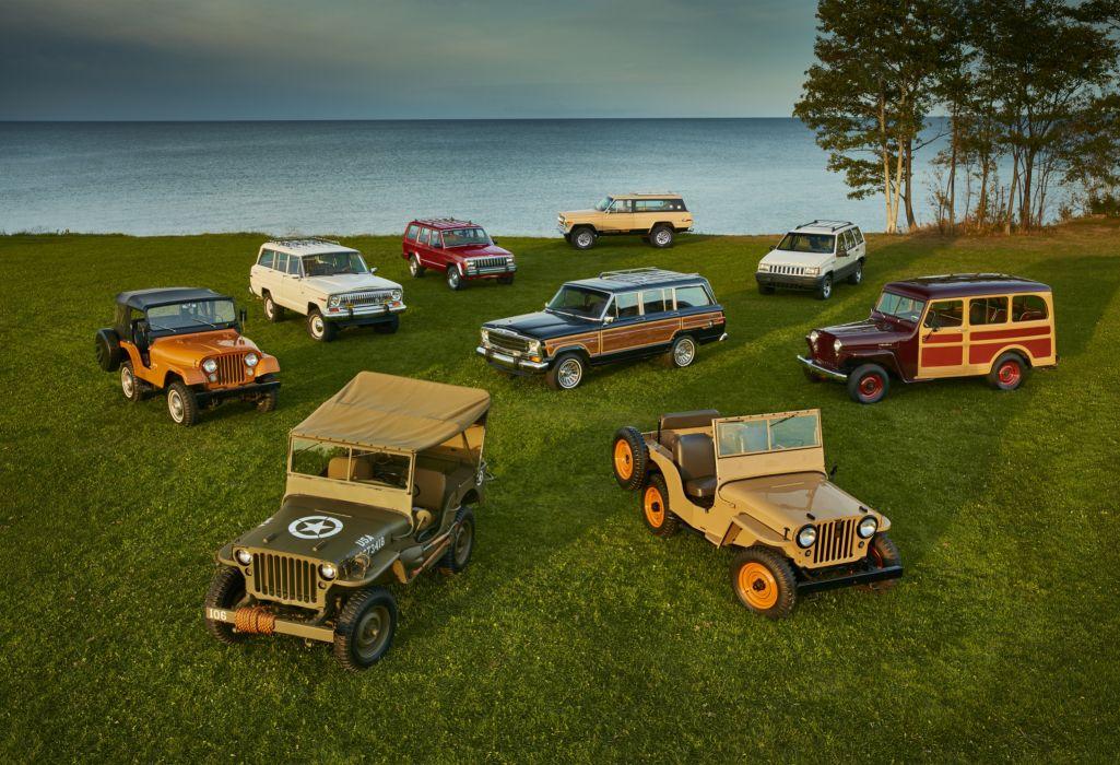 jeep 4x4 suv wallpaper