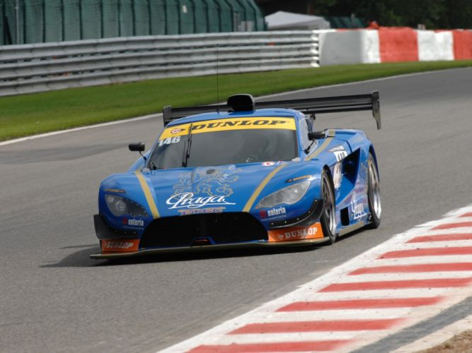 2011 Praga R4S Le-Mans race racing lemans rally wallpaper
