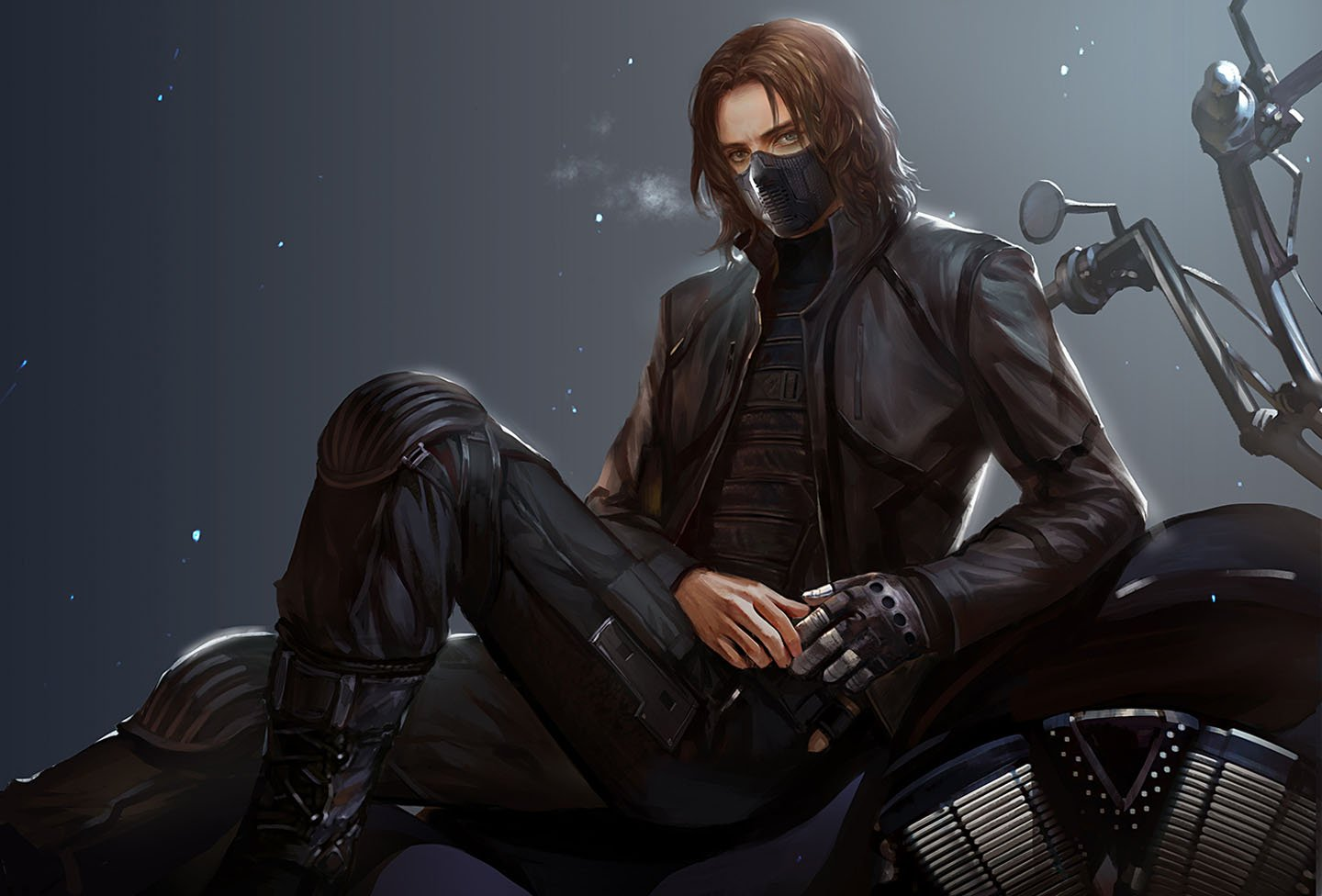 bucky barnes winter soldier wallpaper - photo #27