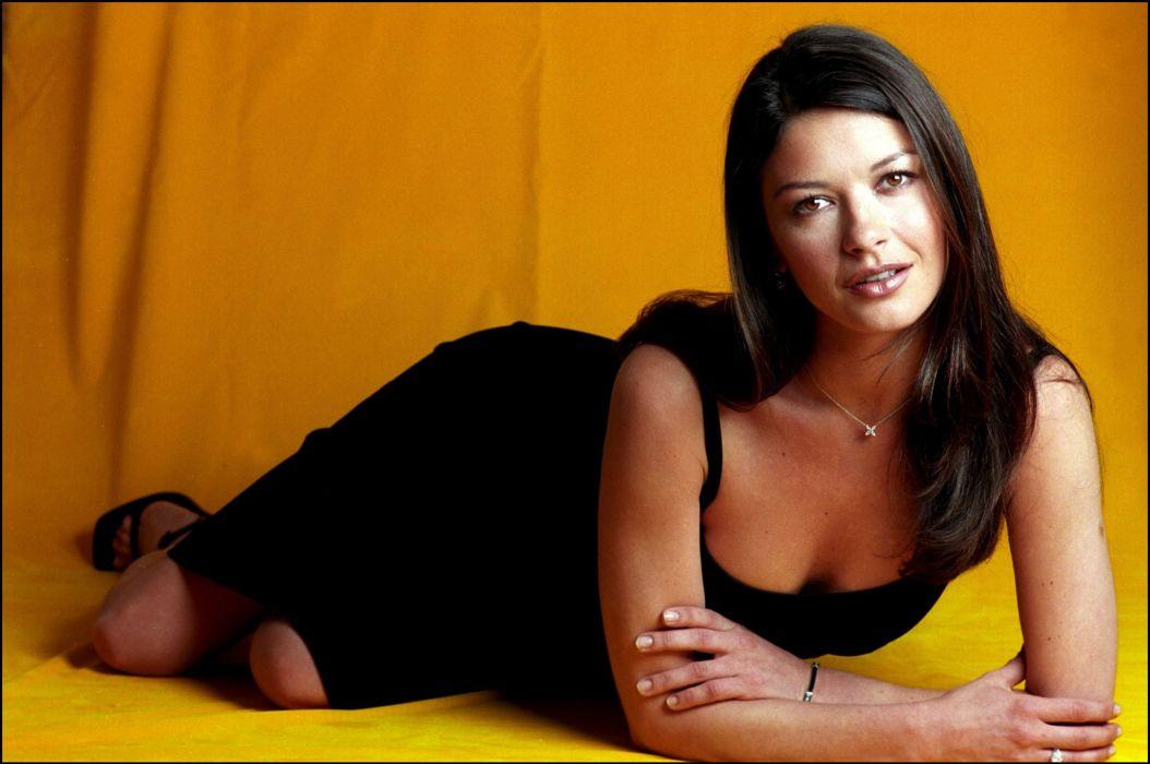 catherine zeta jones actriz americana celebridad wallpaper