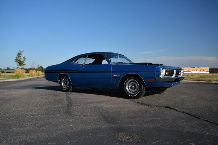 1971 Dodge Demon 340 GSS Coupe LM29 mopar muscle classic duster wallpaper