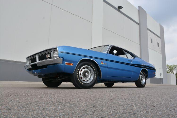 1971 Dodge Demon 340 GSS Coupe LM29 mopar muscle classic duster wallpaper