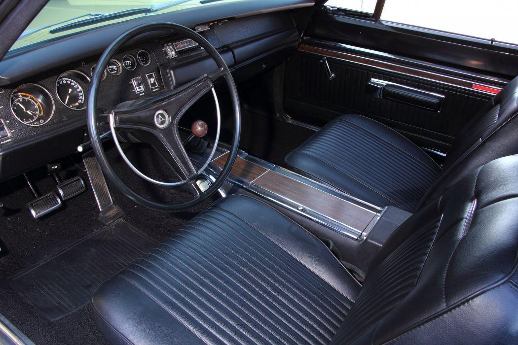 1969 Dodge Coronet R-T Hemi Hardtop Coupe WM23 mopar muscle classic wallpaper