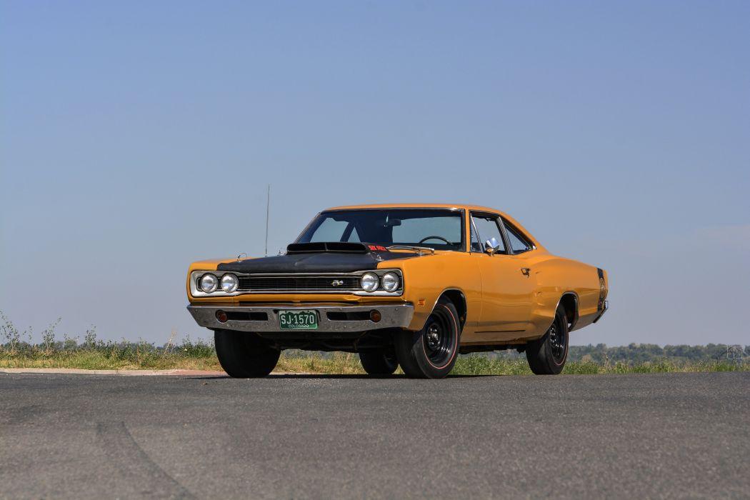 1969 Dodge Coronet Super Bee 440 Six Pack Coupe WM21 mopar muscle classic wallpaper