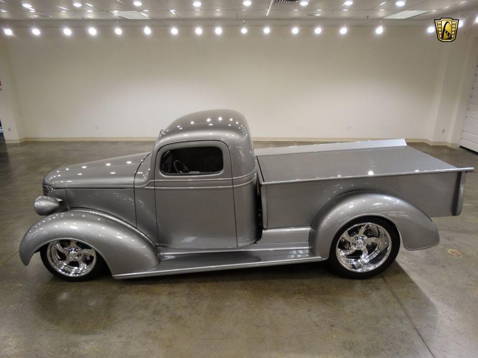 1938 Chevrolet Pickup cars custom wallpaper