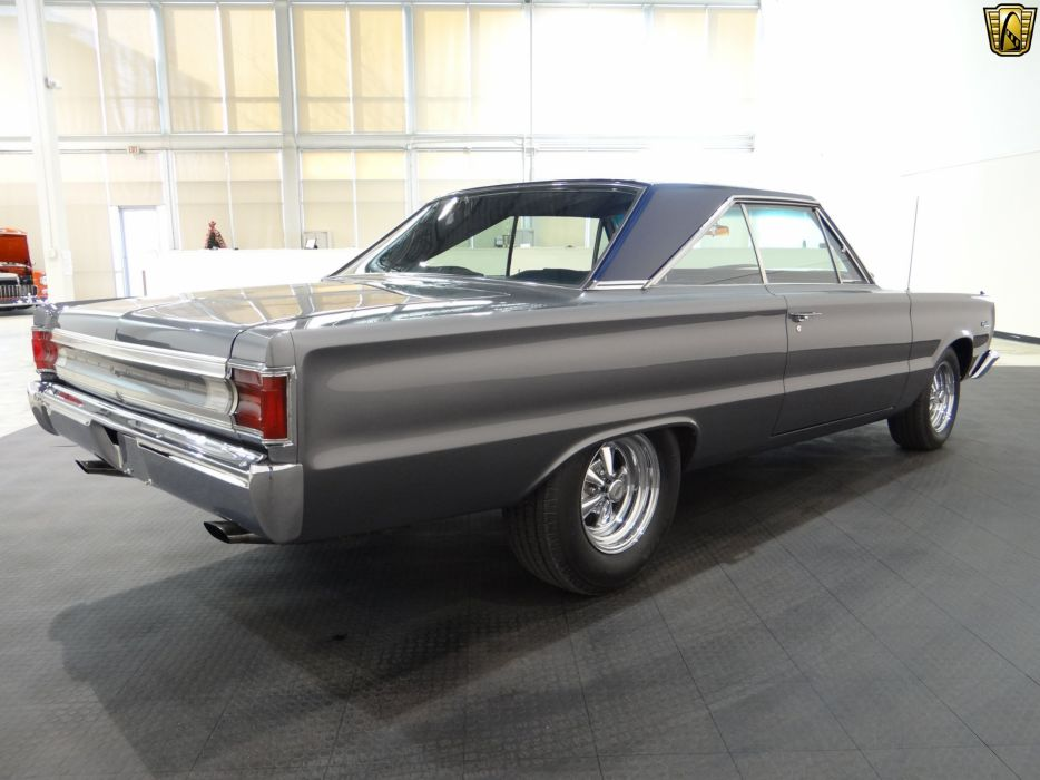 1967 Plymouth Satellite cars wallpaper