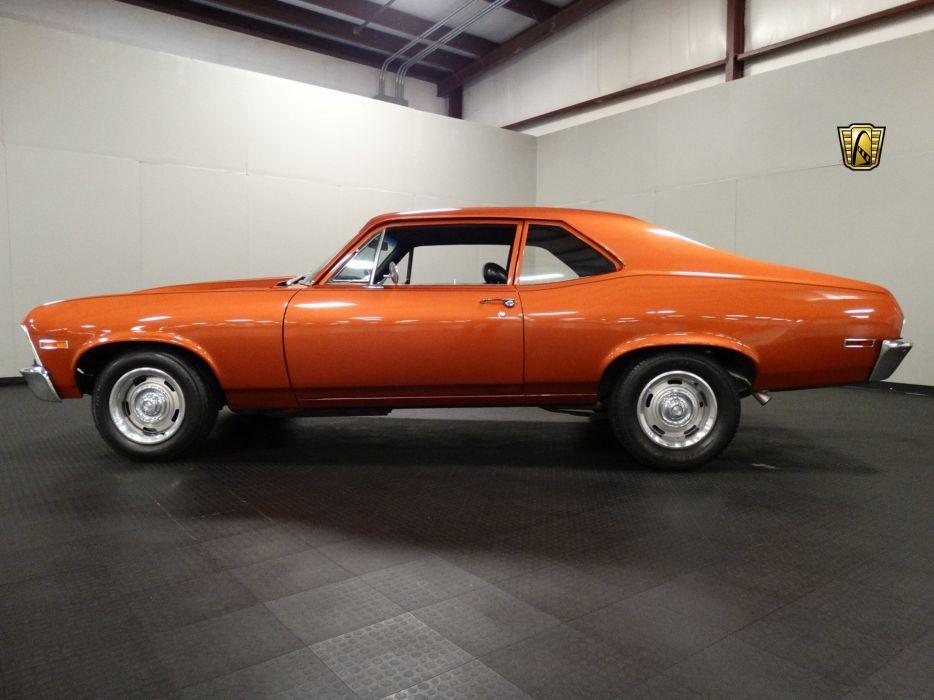 1972 Chevrolet Nova cars wallpaper