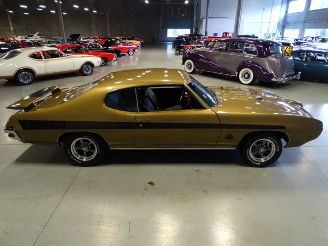 1970 Pontiac GTO cars wallpaper