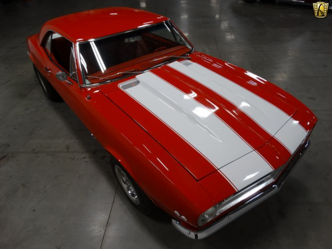 1967 Chevrolet Camaro SS Tribute cars wallpaper