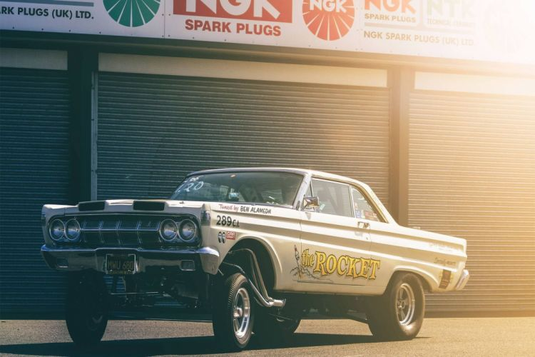 DRAG RACING race hot rod rods custom gasser wallpaper