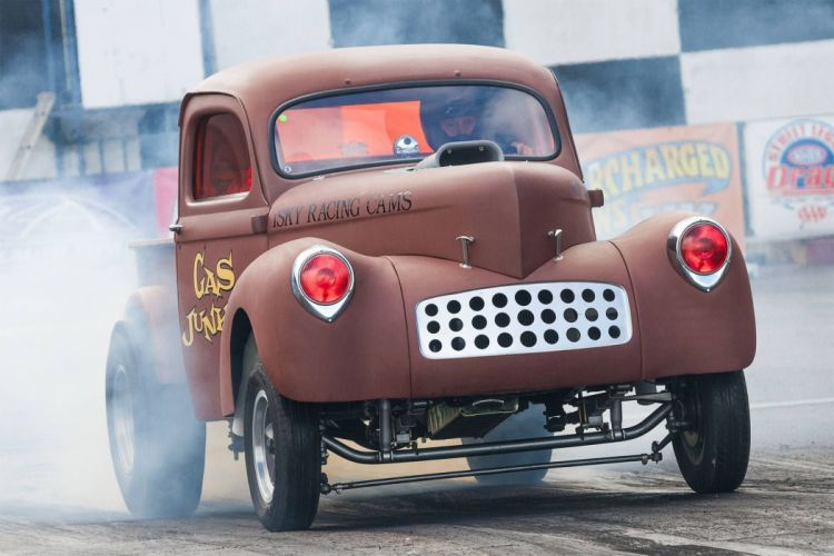 DRAG RACING race hot rod rods custom gasser pickup wallpaper