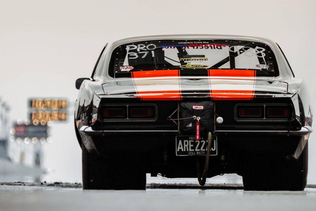 DRAG RACING race hot rod rods custom chevrolet camaro wallpaper
