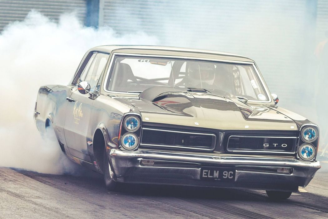 DRAG RACING race hot rod rods custom pontiac gto wallpaper