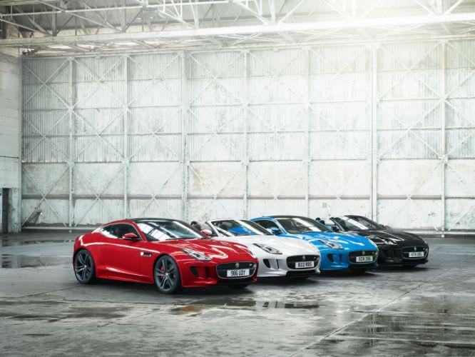 2016 Jaguar F-Type luxury wallpaper
