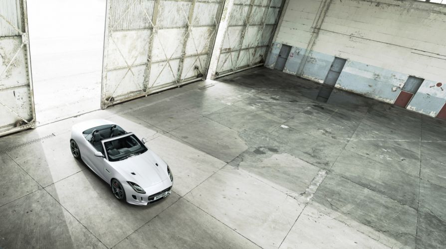 2016 Jaguar F-Type S Convertible British Design Edition luxury wallpaper