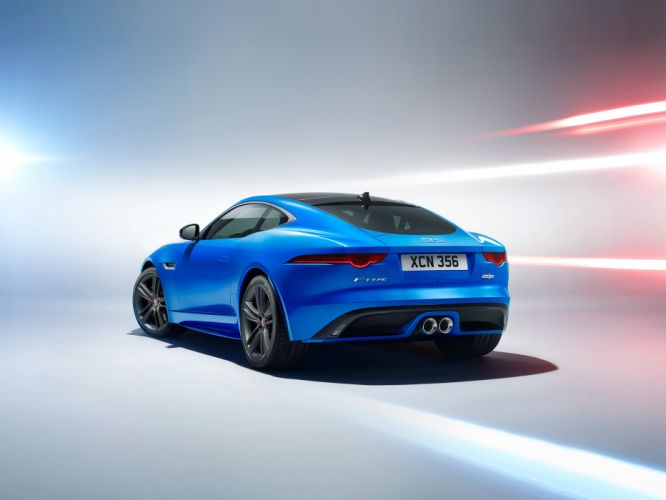 2016 Jaguar F-Type S Coupe AWD British Design Edition luxury wallpaper