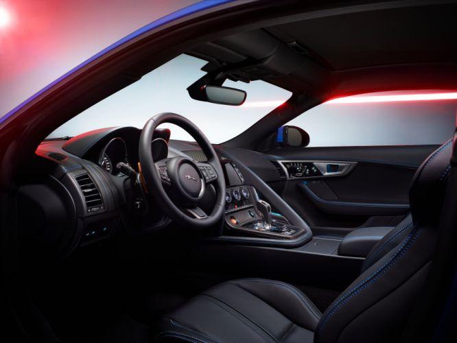2016 Jaguar F-Type S Coupe AWD British Design Edition luxury wallpaper