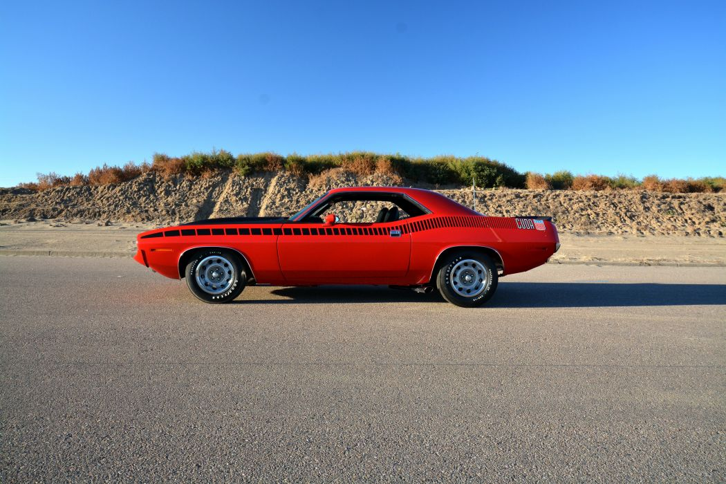 1970 Plymouth AAR Cuda BS23 muscle mopar barracuda classic wallpaper